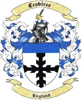 Crabtree Coat Of Arms.